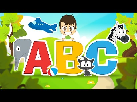 Learn the French Alphabet with Zakaria | ABC Letters in French thumbnail