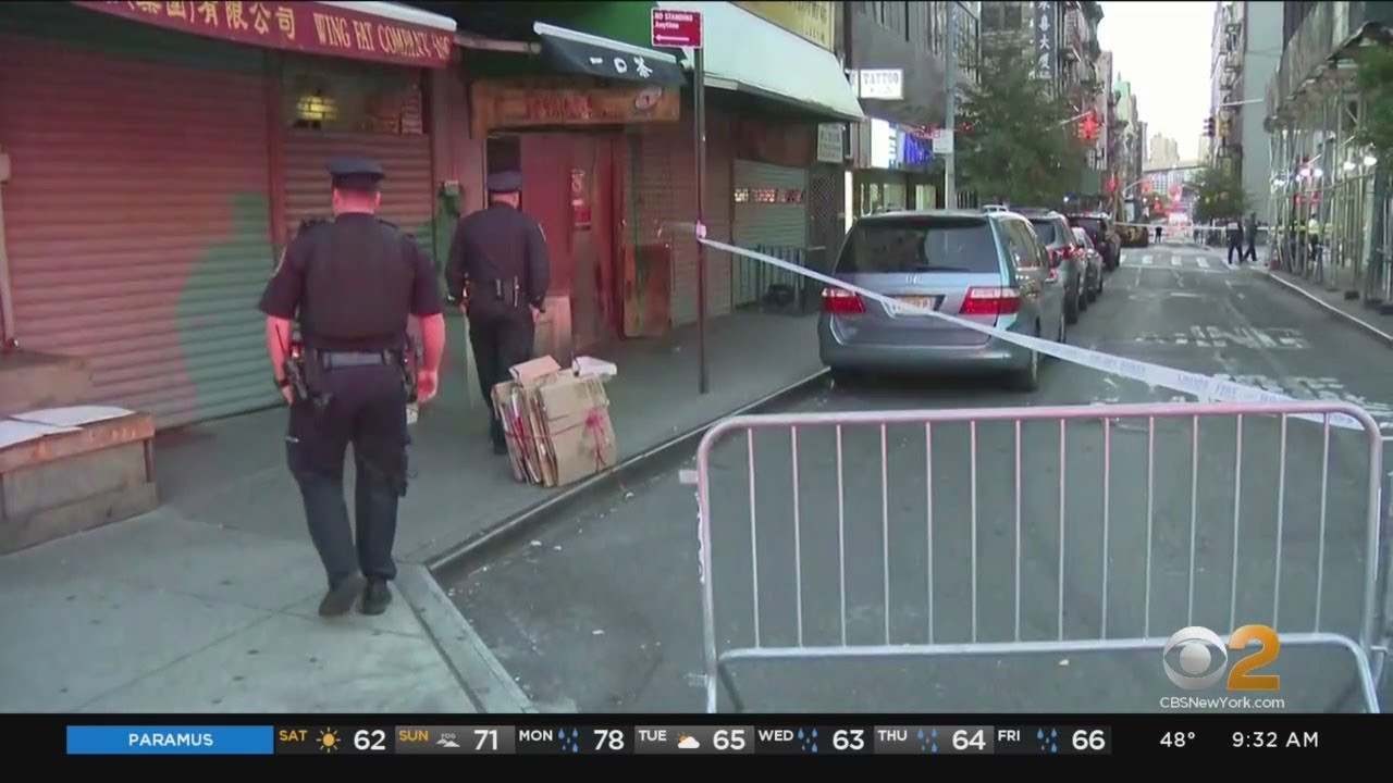 4 homeless men beaten to death overnight in New York City