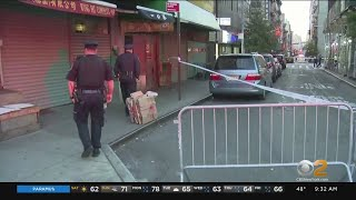 Police: 4 Homeless People Beaten To Death In Lower Manhattan
