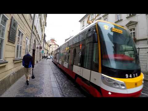 Visiting the City of Prague!