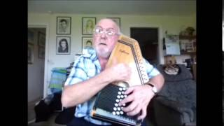 Autoharp: In The Shade Of The Old Apple Tree (Including lyrics and chords)
