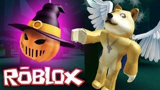 Roblox - Design It Halloween - SUPER DOGE COSTUME!!
