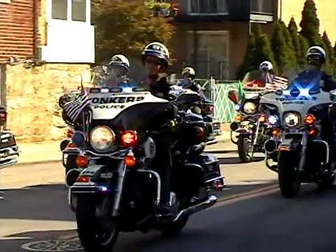 The George Ondek Show Presents Yonkers 2017 Columbus Day Parade