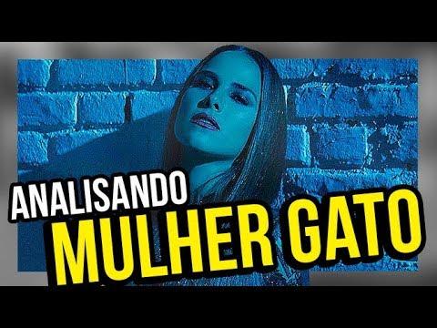 Analisando MULHER GATO (e outros videoclipes) de WANESSA CAMARGO | Diva Depressão