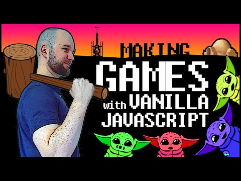 JavaScript Game Tutorial For Beginners