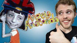 Angela Anaconda Was Weird: Over Hated & Under Rated  Billiam