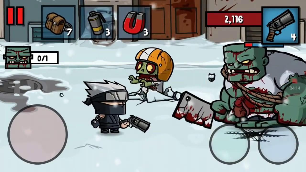 zombie age 3 fight frankenstein
