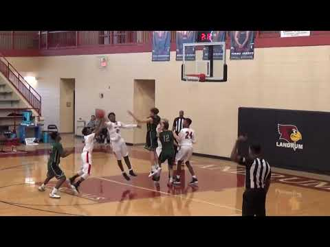 Brashier Middle College VS. High Point Academy