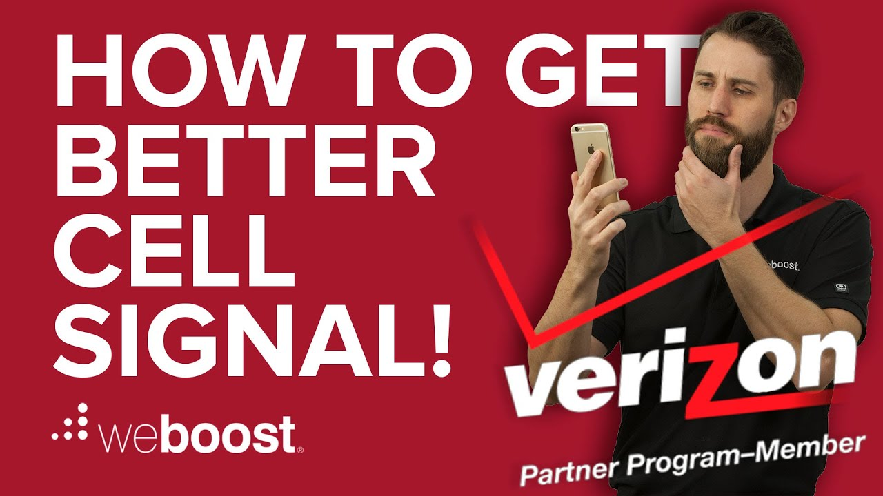 The Best Verizon Signal Boosters of 2019 (New)