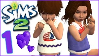 The Sims 2 | Collins Family | PT 1 | Meet the Collins �