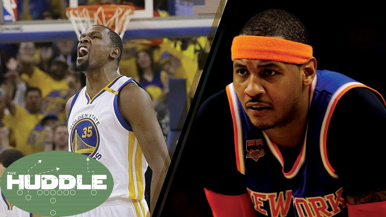 stephen-a-rips-kevin-durant-are-the-warriors-bad-for-the-nba-what-s-next-for-melo-the-huddle