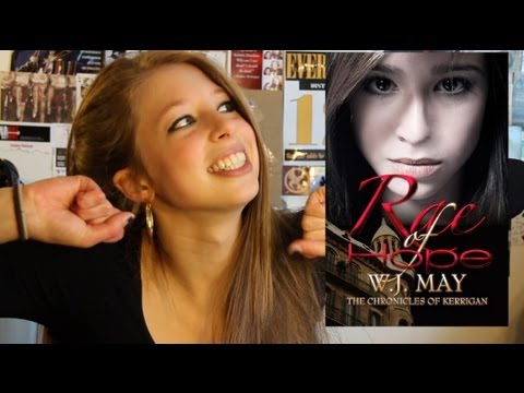 RAE OF HOPE BY W.J. MAY: booktalk with XTINEMAY (ep 31) Mp3