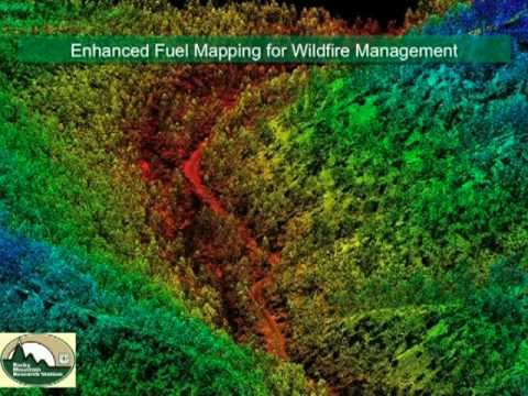 Andy Hudak - Enhanced Fuel Mapping for Wildifire Management - Part 1