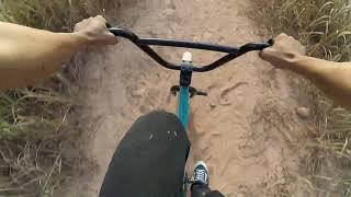 Vlog BMX Dirt jump Semut merah Anyer 2019