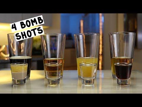 Four Bomb Shots