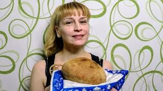 Хлеб вкусный пышный Как испечь хлеб дома - мой любимы рецепт в духовке
