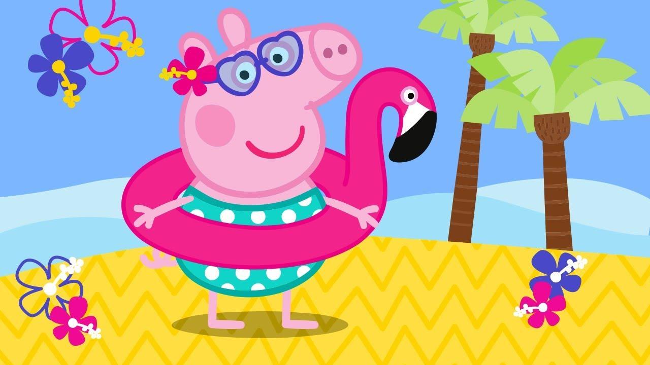 Peppa Pig Portugues Brasil Compilation 5 Hd Desenhos