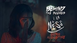 Behind the scene ( i'm a mess cover by Indah Augustine )
