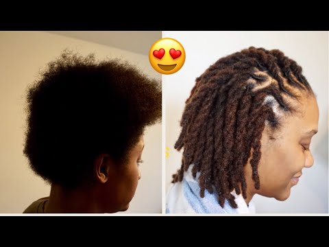 STARTING INSTANT LOCS WITH EXTENSIONS