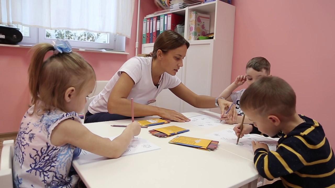 Занятие для детей 3-4 лет №1 | Онлайн детский клуб «Лас ...
