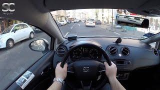 Seat Ibiza ST 1.2 TDI (2015) - POV City Drive