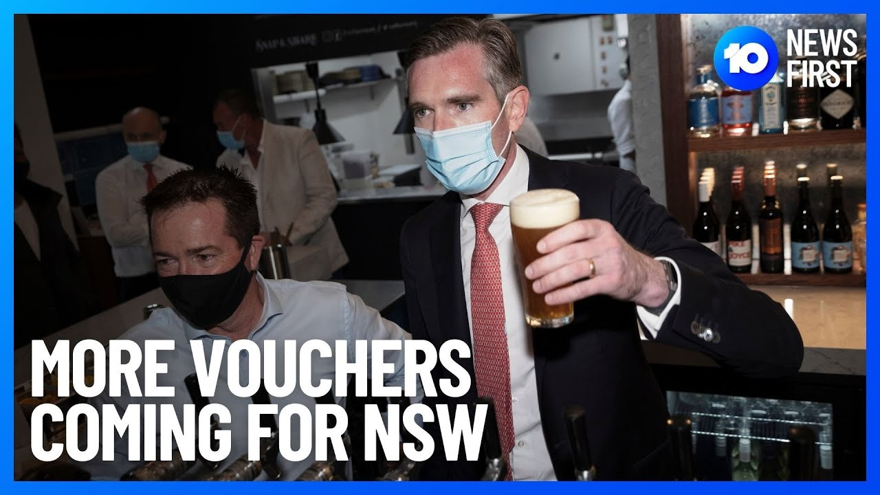 Dine And Discover Vouchers Return As NSW Regional Travel In Question | 10 News First
