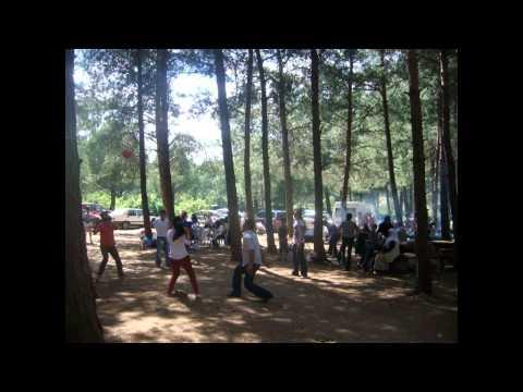Ağrı Doğubeyazıt Piknik Şöleninden Kareler