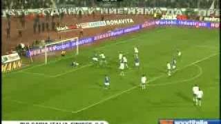 Bulgaria - italia 0-0