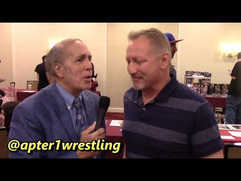 WHAT JERRY LYNN THINKS OF TODAY'S WRESTLERS & MORE -- @THE APTER CHAT
