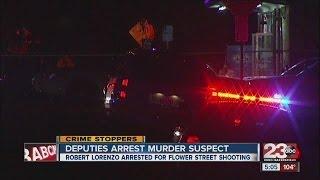 Deputies arrest murder suspect