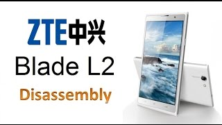 zte blade l2 disassembly screen replacement digitizer replacment