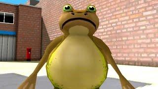 Zaba vozi kola! Amazing Frog [Srpski Gameplay] ☆ SerbianGamesBL ☆