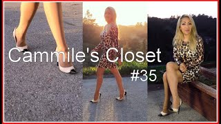 Cammiles Closet 35  A walk in Jimmy Choo Oxfords
