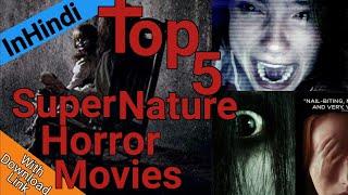[HINDI] Top 5 Hollywood SuperNatural Horror Movie