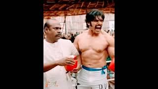 Sarpatta parambarai vs dancing rose fight scene whatsapp status in Tamil dancing rose
