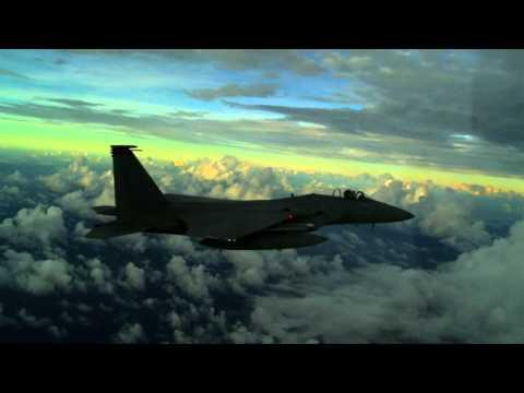 """18th Wing/67th FS """"Fighting Cocks"""" F-15C/D ACMI Flight Operations"""