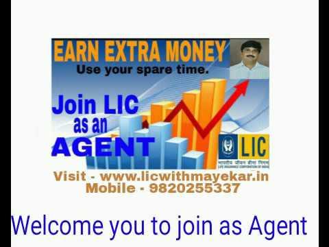 LIC Agent Baniye, Mumbai.