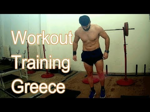 Workout Training Greece Elephone