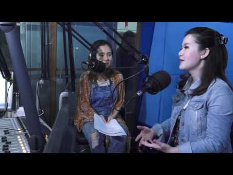 Grace Natalie di Sarapan Seru 101 Jak FM.