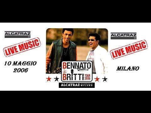 Edoardo Bennato & Alex Britti - (Live) Milano - Alcatraz - 10-05-2006.