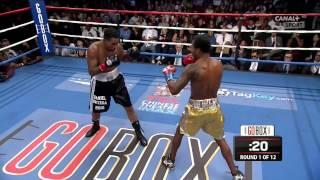 Shane Mosley vs Ricardo Mayorga II