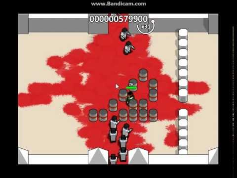 Box Head More Rooms Gameplay Flash Game At Y8 Youtube