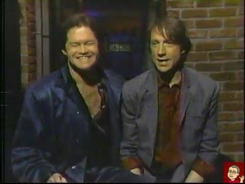 Micky Dolenz - MTV Guest VJ - Saturday May 3, 1986