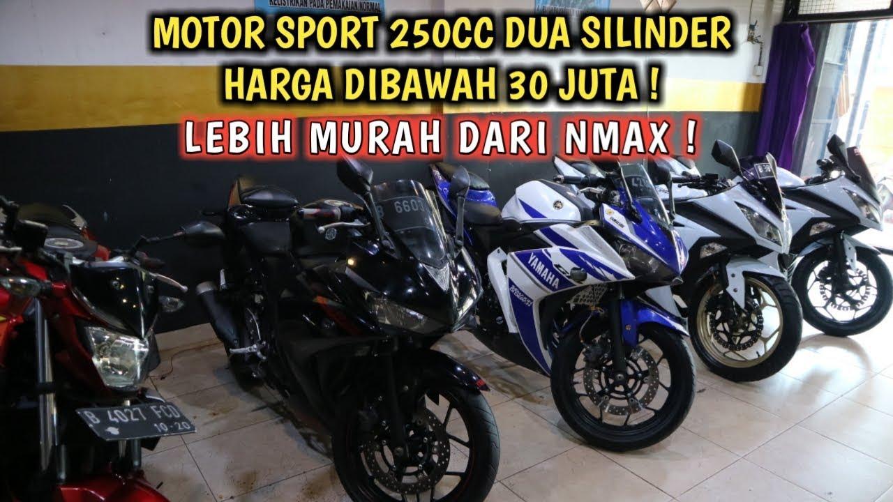 HARGA MOTOR SPORT 250 CC DUA SILINDER DIBAWAH 30 JUTA ...