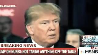 Hilary Clinton Trump ad (In his own words)