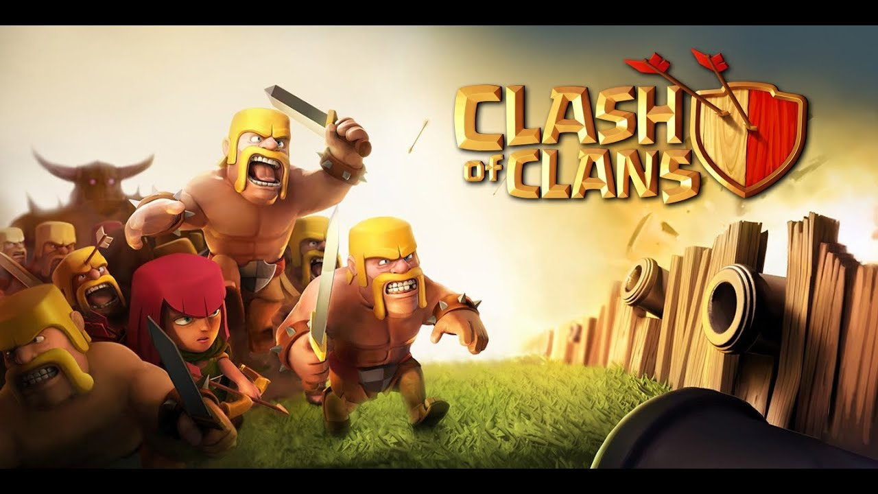 Join Me In Clash Of Clans Clan Invitation YouTube