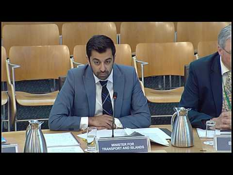 Rural Economy and Connectivity Committee - Scottish Parliament: 17th May 2017