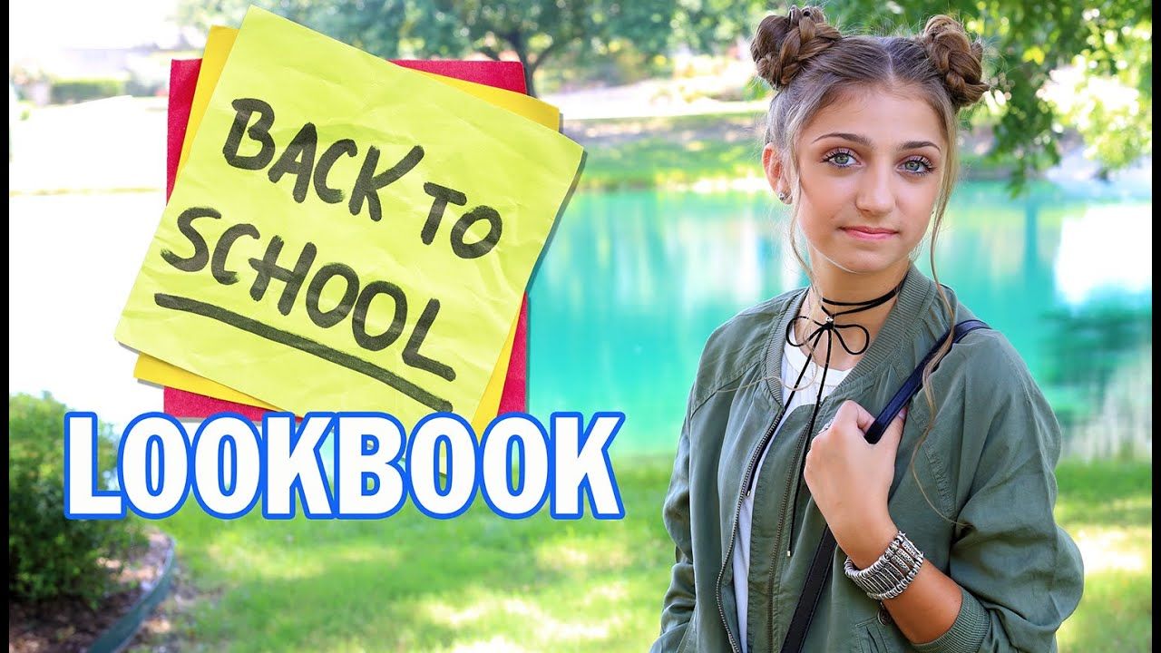 Back-to-School Fashion Lookbook | Kamri Noel