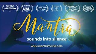 MANTRA - SOUNDS INTO SILENCE. Trailer oficial español subtitulado.