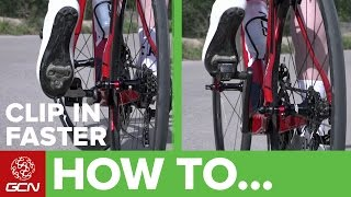 How To Clip In To Your Pedals Faster – Clip In First Time, Every Time